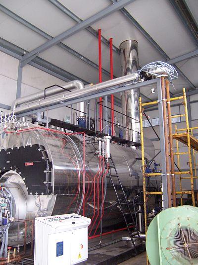 Instalaciones industriales.