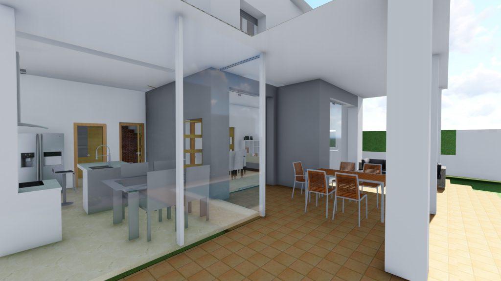 17. Exterior Cocina